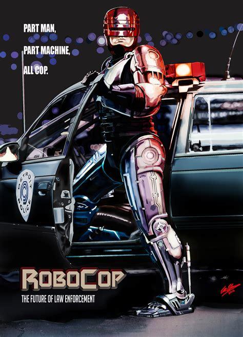 film robocop movie robocop poster