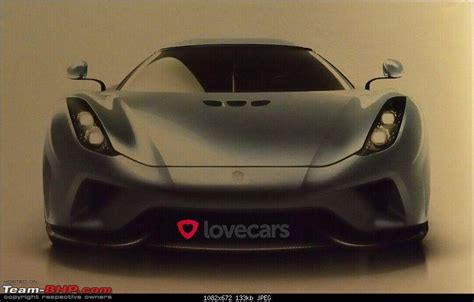 koenigsegg cream koenigsegg to get two new cars to geneva auto show team bhp