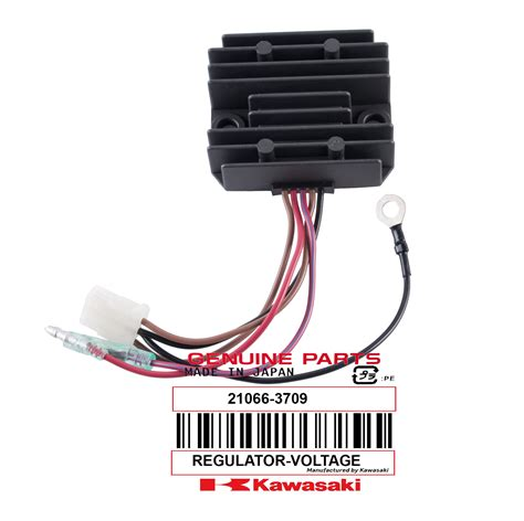 Regulator Voltage 21066 0045 kawasaki oem regulator voltage 21066 3709 watercraft superstore