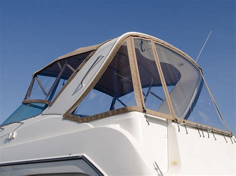 boat aft curtain how to make an enclosure aft curtain video sailrite