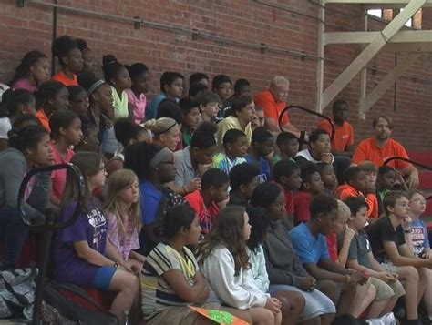 Pender County Court Records Pender Co Summer C Teaches More Than Academics Wway Tv3