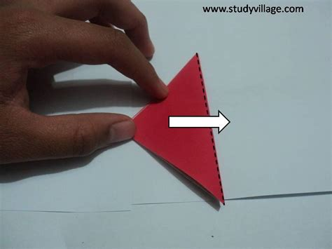 how to make a paper knife boat how to make an knife paper boat step 8