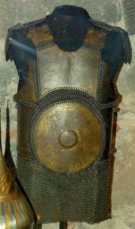 ottoman empire 17th century armour of the ottoman empire 16th to 17th century krug
