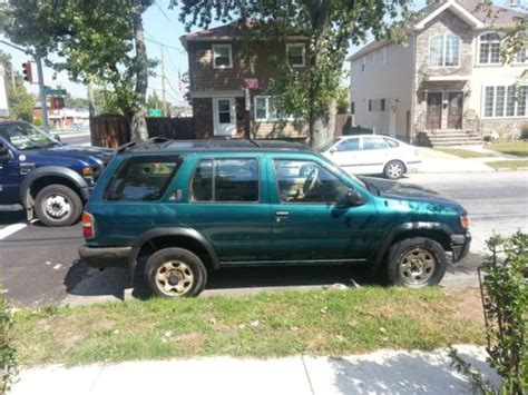 buy nissan pathfinder buy used 1996 nissan pathfinder in staten island new york