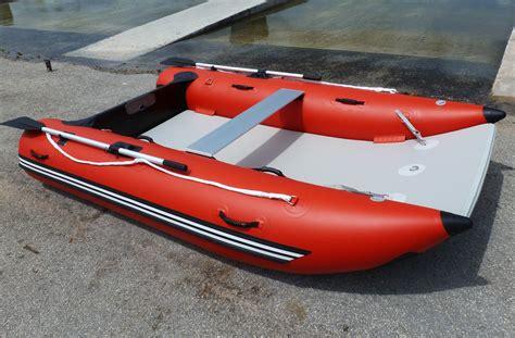 catamaran inflatable boat portable compact mini cat inflatable boat with catamaran