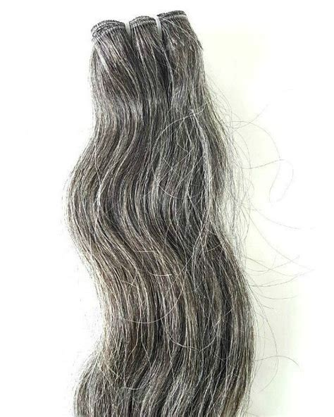 salt and pepper hair pieces secret extensions for salt pepper hair color salt n