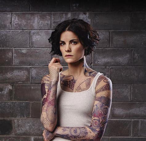 jaimie alexander tattoos conoce a doe jaimie blindspot