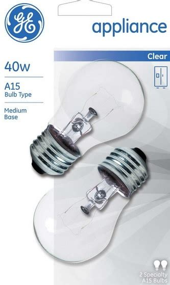 appliance light bulbs for stove light bulbs for microwave refrigerator oven range