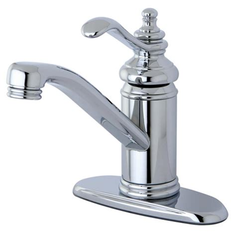 shop moen adler chrome 1 handle low arc kitchen faucet moen adler 4 in centerset 2 handle low arc bathroom