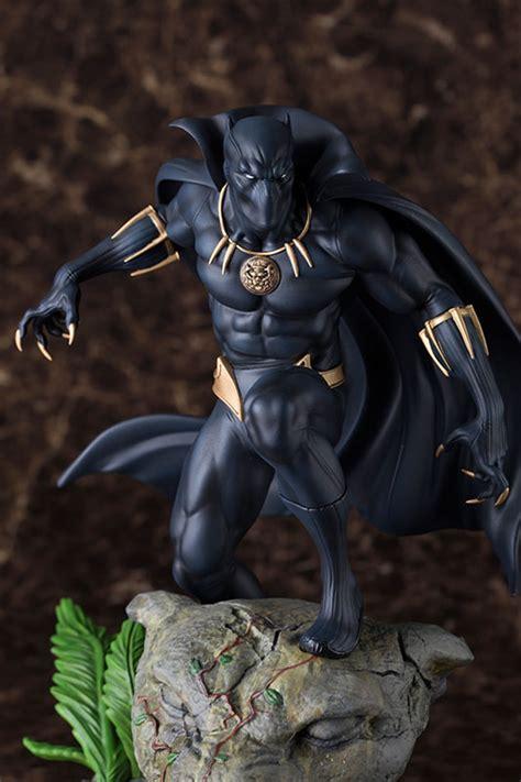 Animal Statues Home Decor Black Panther Fine Art Statue Kotobukiya