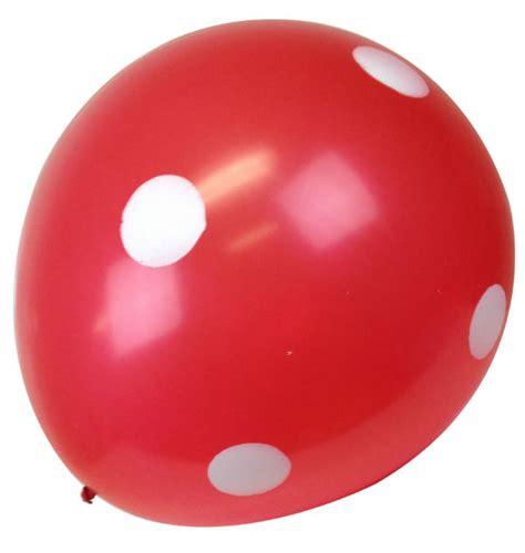 Boyleg Boxer Jumbo Polkadot 36 quot jumbo balloon with polka dot