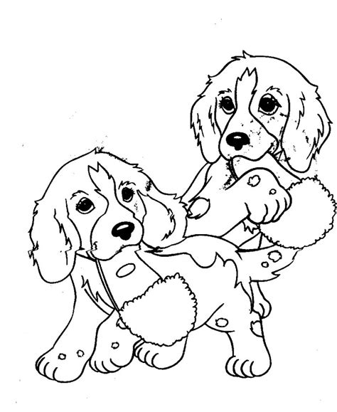 coloring pages of dogs and puppies free printable puppies coloring pages for kids