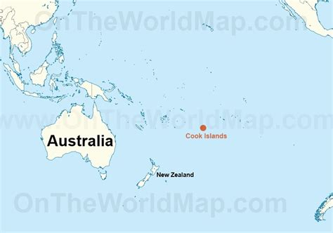 cook islands map map of guam and cook islands pictures to pin on pinsdaddy