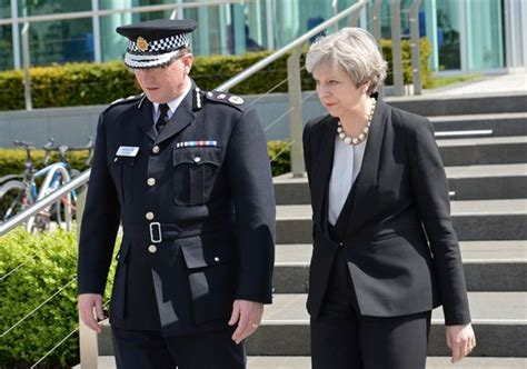 Threats For Sparks Critic by Britain Braced For Further Attacks As Theresa May