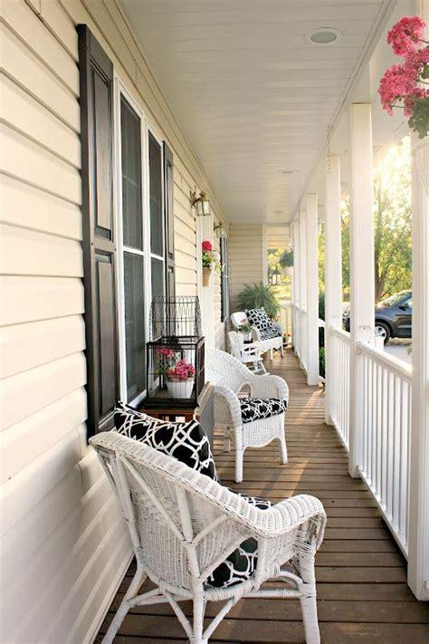 long narrow porch images  pinterest porch