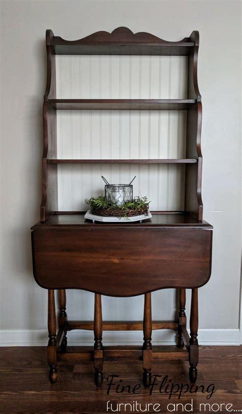antique walnut gel stained card vanity in antique walnut gel stain general finishes design center