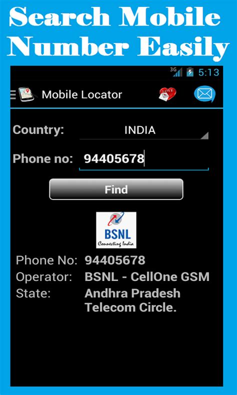 phone number that plays phone number locator android apps on play