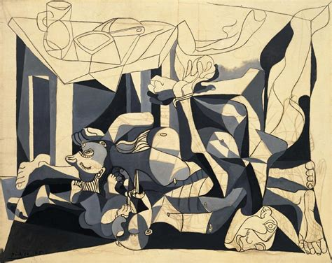 picasso history pablo picasso the charnel house 1945 personal
