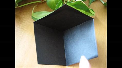 Origami Illusions - origami illusions cube