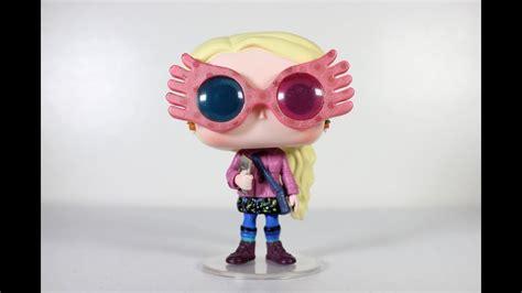 Funko Pop Harry Potter Lovegood With Hat harry potter lovegood with glasses funko pop review