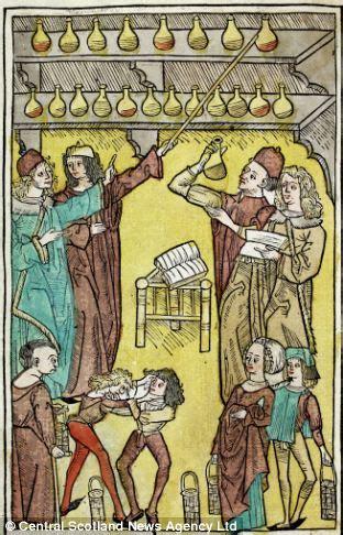 Obat Pelurus Rambut Laki Laki inilah buku tentang medis langka berumur 500 tahun hal