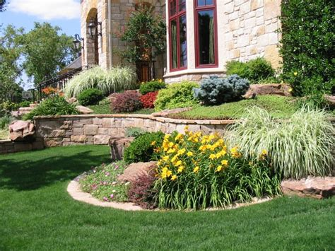 Front Yard Landscaping Ideas Landscaping Ideas On A Budget The Front Garden Front Yard Landscaping Ideas