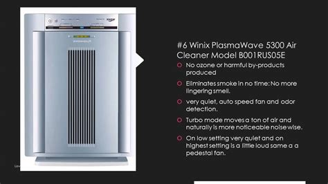 top 10 home air purifier reviews best air purifier for allergies