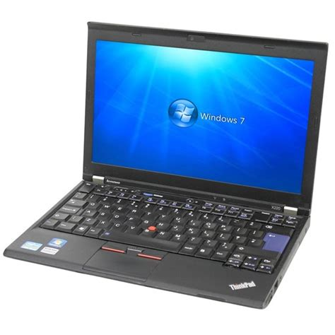 Lenovo Thinkpad X220 buy lenovo thinkpad x220 12 5 quot laptop intel i5 2520m 2