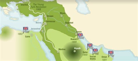 middle east map prior to ww1 map of the month the middle east prior to ww1 armchair