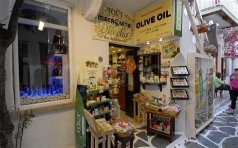 Shoo Olive olive store shopping in mykonos mykonos