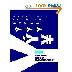 Buku Paling Dicari Source Code Delphi 2011 delphi 2009 handbook marco cantu ebook gratis