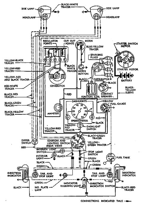 1949 Ford Truck Wiring Diagram 1940 Ford Ignition Wiring Diagram Ignition Download Free