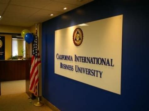 Sfsu Mba Contact by California International Business Ec Partners