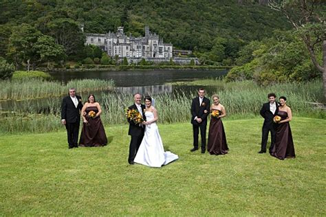 Wedding Kylemore Abbey