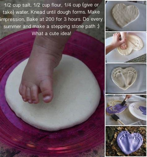 hand footprint art diy ideas and projects