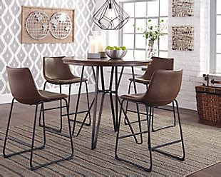 challiman counter height table challiman counter height bar stool furniture