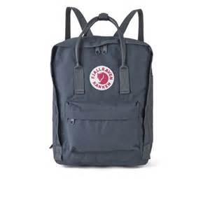 fjallraven kanken backpack graphite