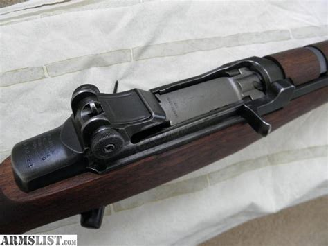 Rack Grade M1 Garand by Armslist For Sale M1 Garand Cmp Rack Grade New