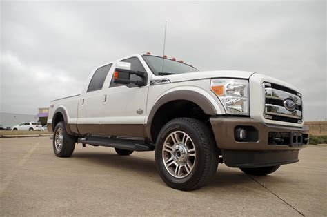 ford f250 king ranch for sale ford f 250 king ranch crew cab 4x4 for sale 88 used cars