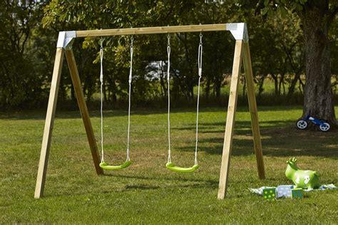 Portique Bois Balancoire by Cubic Connecteur Portique Balancoire Pour Poteaux Bois 9x9
