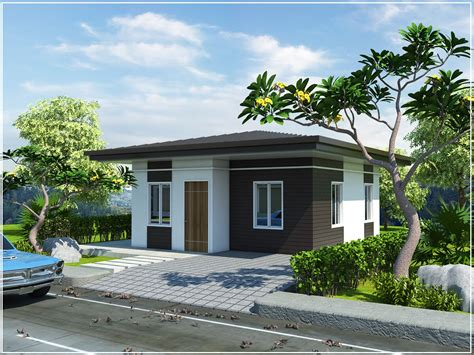 modern bungalow house plans in philippines modern