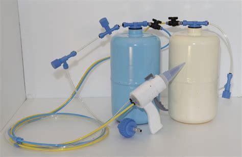 spray foam kits spray polyurethane foam kit irichgreen