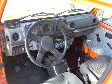 jeep lj interior suzuki 88 una de interiores suzuki lj sj y samurai