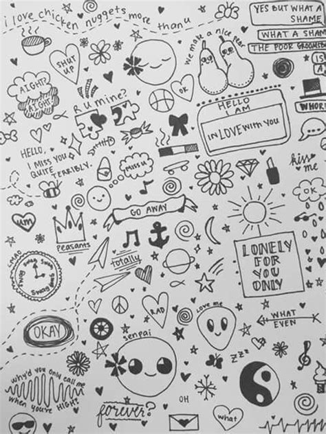 doodle drawing basic 25 best ideas about drawings on