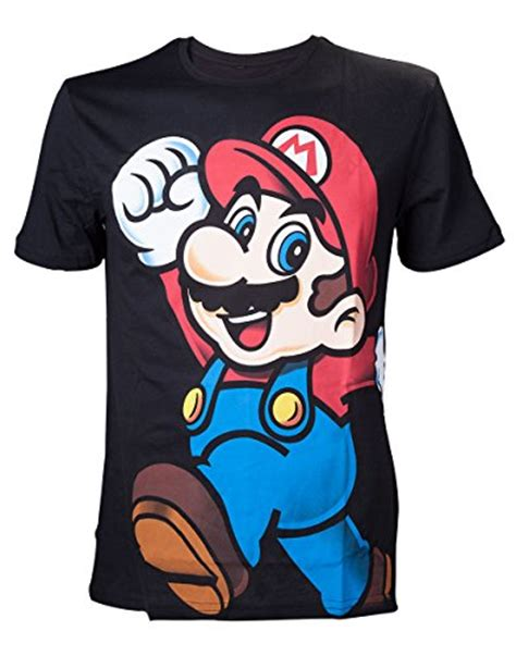 T Shirt Mario Bros World mario t shirts for and at simplyeighties