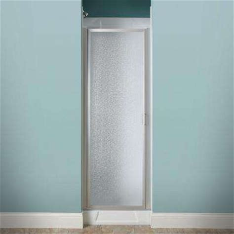 Shower Door Kit by Steps To Install A Pivot Shower Door At The Home Depot