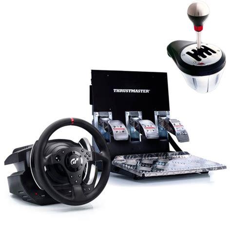 volanti compatibili xbox 360 thrustmaster t500 rs th8 rs shifter volant pc