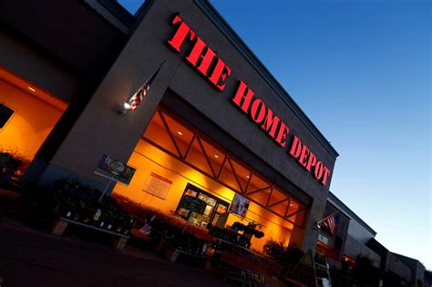 home depot s quarterly profit jumps 10 percent fan