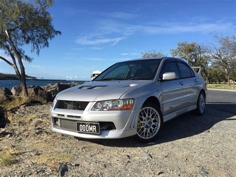 2001 Mitsubishi Ralliart Evo Car Sales Qld Gold Coast
