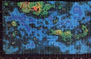 venus map map of planet venus pics about space